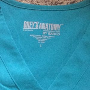 Grey's Anatomy Tops - 💊 Grey's Anatomy Scrubs Wrap top 💊